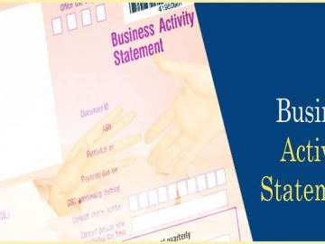 Business Activity Statement