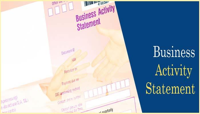 Business Activity Statement